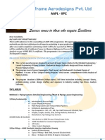 AAPL IIPC Process Plant Design Curriculum
