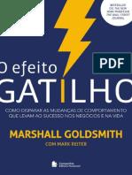 Marshall Goldsmith - O efeito gatilho