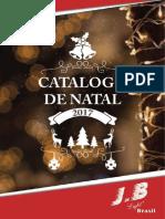 CATALOGO DE NATAL 2018