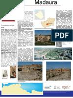 África romana - cidade de Madaura