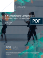 AWS+Healthcare+Competency+Consulting+Partner+Validation+Checklist