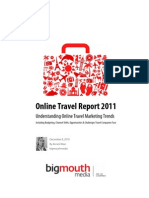 Bigmouthmedia Online Travel Report 2011