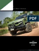 Oshkosh SandCat Brochure 09-09