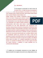 Pedagogia Integrada - Discursivas.pdf