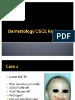 Dermatology OSCE Review