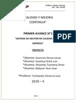 PROYECTO DE CALIDAD AVANZE 1 ENTREGA HOY.docx