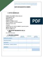 DIAGNOSTICO MINERO DOLOHUILA