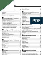DVDR890 User Manual