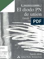 El Diodo PN de Unión - Neudeck - 2da Edición