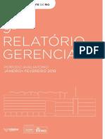 MAR. Relatório gerencial 9 2019