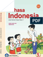 Bahasa Indonesia SD Kelas 5