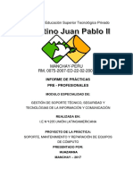Nilo Huazanga Cardenas= Informe de Practicas Pre-profesionales