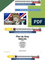 PLAN DE ÁREA INGLES