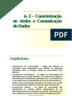 Caracterizaao-de-redes-comunicaao-de-dados