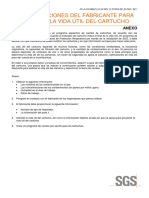 OI-L4-419-SAM(CL)-01-04 Recomendaciones del Fabricante-Rev01