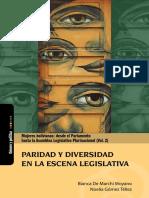 Mujeres Bolivianas vol2 - Paridad y diversidad en la escena legislativa.pdf