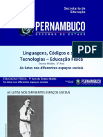 AS LUTAS NOS DIFERENTES ESPAÇOS SOCIAIS.ppt