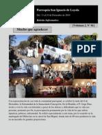 Boletín N° 81, del 13 al 19 de Diciembre de 2010.b