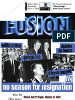 Fusion Issue Web