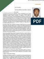 Vers Une Democratie Universelle en Afrique Et Dans Le Monde