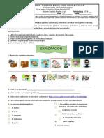 Guía de Sinonimos y Antónimos 2020