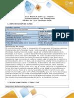 Syllabus del curso Psicología Social (1)