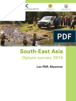 South-East Asia Opium survey 2010_Burma_Laos