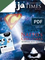 NaijaTimes Christmas Issue 2010