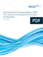 2008 Harnessing Technology Review