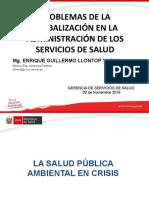 14° Problemas de la Globalización en la Administracion GSS 2019