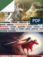 ALERTA PARA O FINAL DOS TEMPOS
