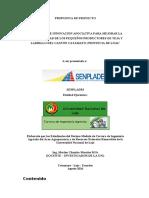 PROYECTO DE INDRUSTRIALIZACION DE LADRILLO (CATAMAYO)