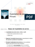 6- ITIL V3 - Exploitation Du Service V0.62