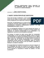 MODULO I. TEORIA CONSTITUCIONAL. CONCEPTOS GRALES.