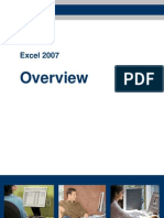 Excel2007 Overview