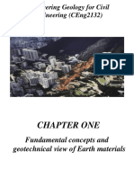 Chapter -1 Earth Materials
