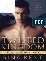 A Royal Elite 3 - Twisted King (PAPA LIVROS)