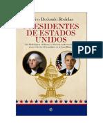 Redondo Rodelas Javier - Presidentes De Estados Unidos.doc