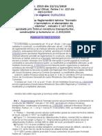 Ordin 2513 Din 22.11.2010 Modificare Reglem Tehnice- Normativ Calcul Termotehnic c107-2005