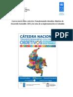 20191010-convocatoria-libro-ODS-PNUD-UNAL