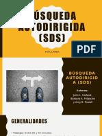 Búsqueda Autodirigida (SDS)