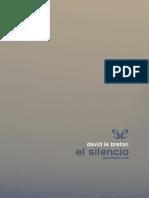 David_Le_Breton_-_El_silencio_Aproximaci