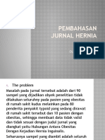 Power point PEMBAHASAN JURNAL HERNIA