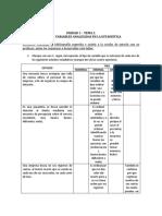 UNIDAD 1 – ESTADISTICA TIPO VARIABLES