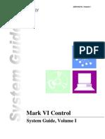 GEH-6421 MarkVI System Guide Vol I