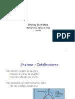 Aula cinética Enzimática