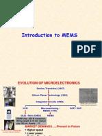 MEMS Introduction