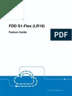 FDD S1-Flex (LR19)