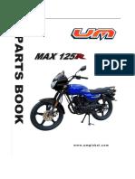 Um Max125r