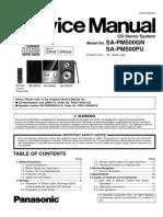 9441_Panasonic_SA-PM500_Sistema_audio_estereo_CD-iPOD-USB_Manual_de_servicio